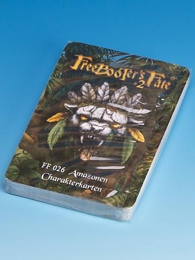 FF 026 Amazonen Charaktere #2