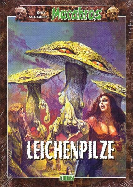 Macabros #Band 26: Leichenpilze