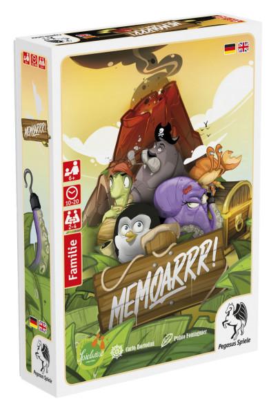 Memoarrr! (Edition Spielwiese) 1