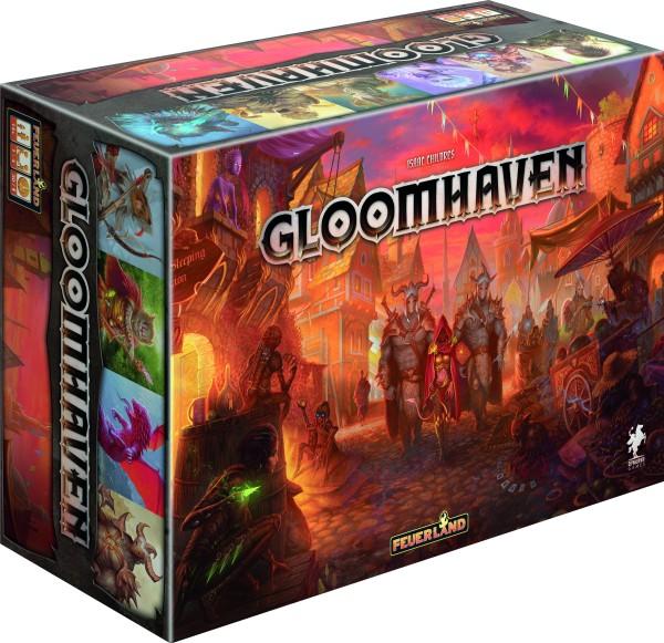 Gloomhaven - deutsch