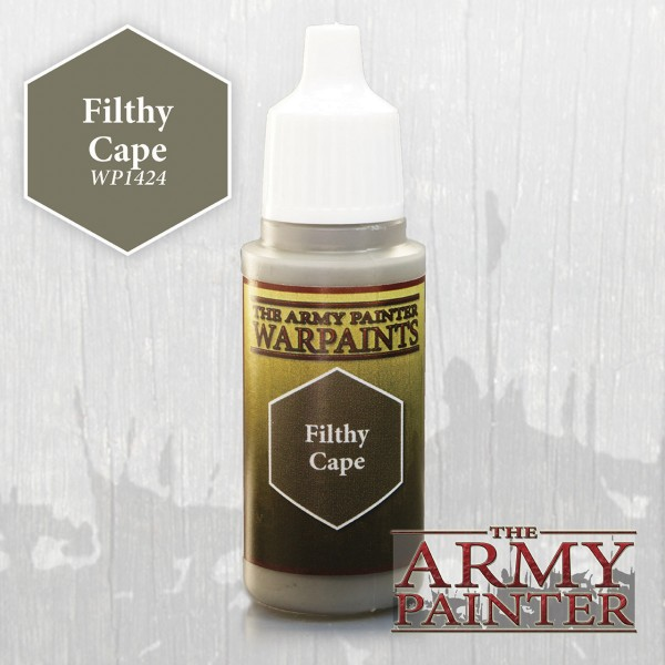 Army Painter Filthy Cape