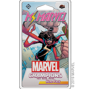 Marvel Champions: The Card Game - Ms. Marvel - Erweiterung