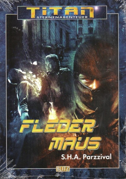 Titan - Band 26: Fledermaus f