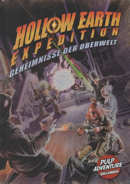 Hollow Earth Expedition Geheimnisse der Oberwelt f