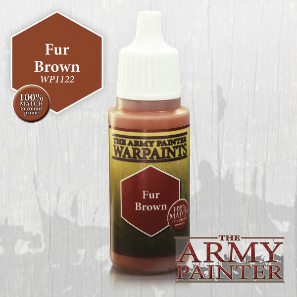 Army Painter Fur Brown