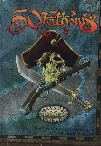 Savage Worlds: 50 Fathoms f