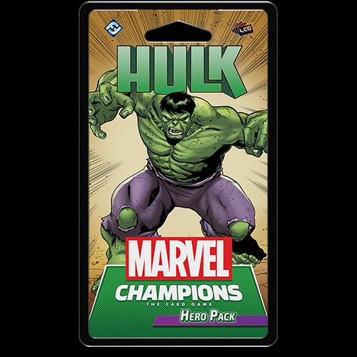 Marvel Champions: The Card Game - Hulk - Erweiterung
