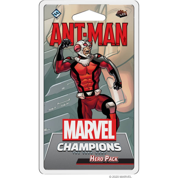 Marvel Champions: The Card Game - Ant-Man - Erweiterung