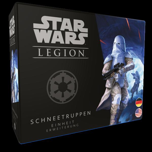 Star Wars: Legion - Schneetruppenn - Einheit - Erweiterung