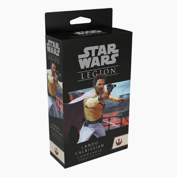 Star Wars: Legion - Lando Calrissian - Erweiterung1