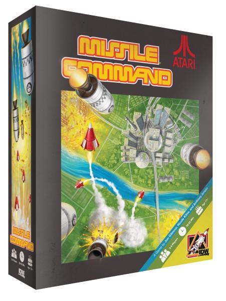 Atari: Missile Command