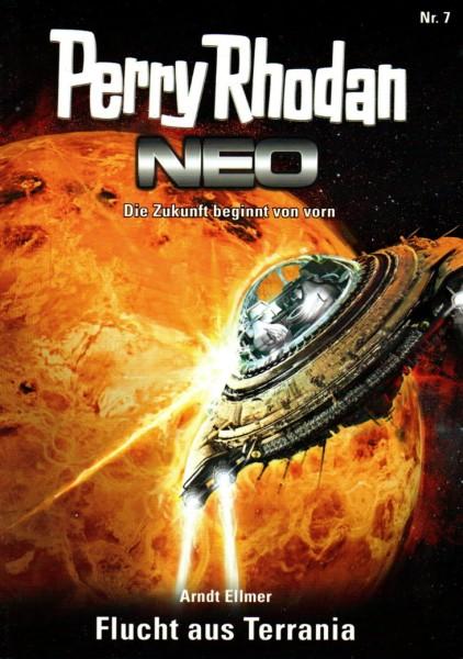 Perry Rhodan - NEO #7: Flucht aus Terrania f