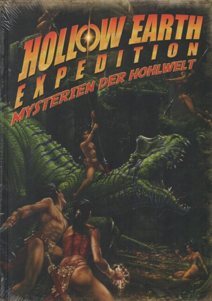 Hollow Earth Expedition Mysterien der Hohlwelt f
