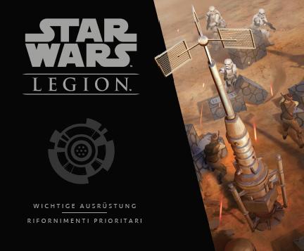 Star Wars: Legion - Wichtige Ausrüstung - Erweiterung