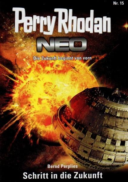 Perry Rhodan - NEO #15: Schritt in die Zukunft f