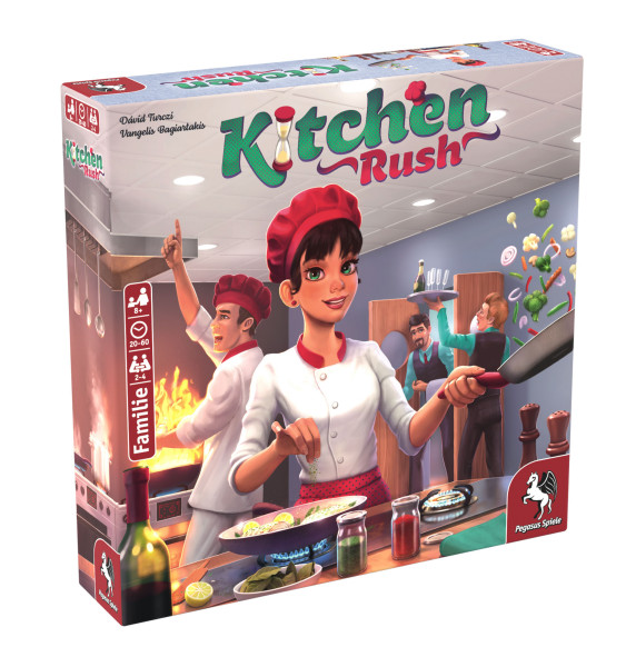 Kitchen Rush 1
