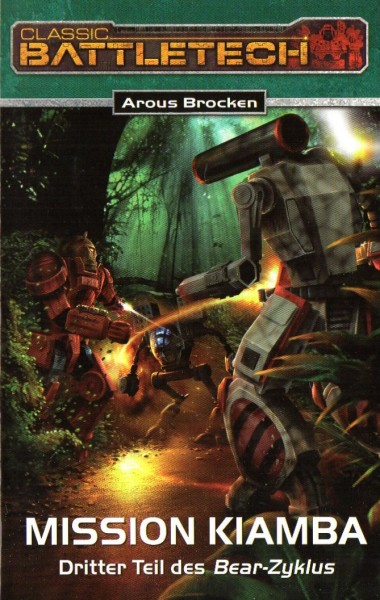 Classic BattleTech Mission Kiamba f