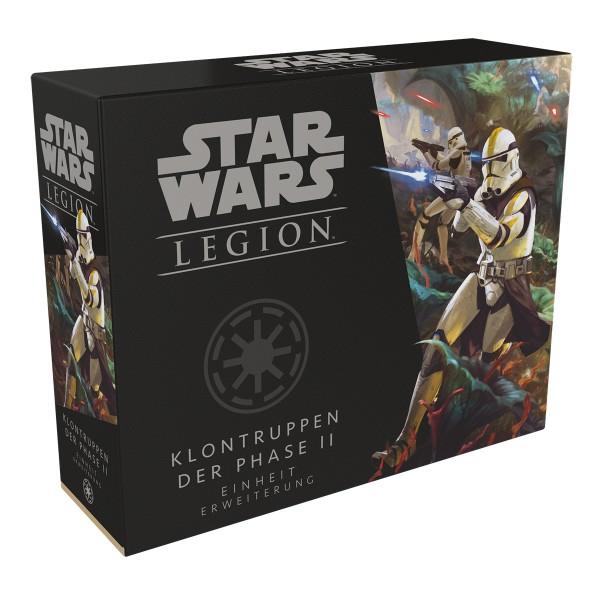Star Wars: Legion - Klontruppen der Phase II - Einheit - Erweiterung