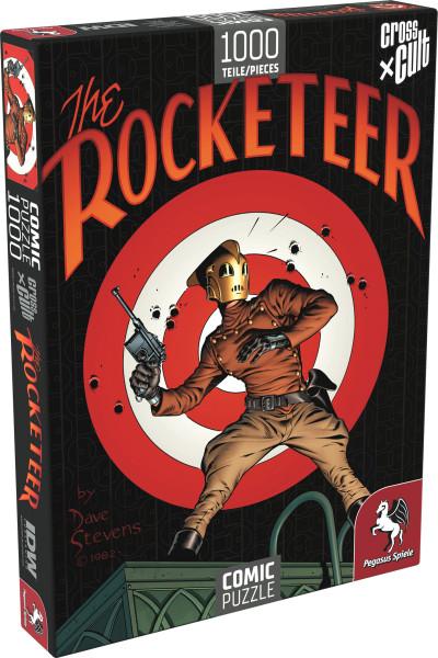 Puzzle: The Rocketeer (Die Zielscheibe), 1.000 Teile 1