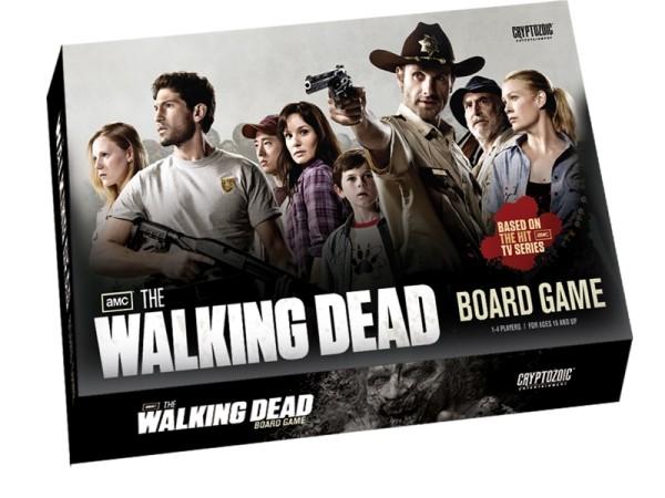 Walking Dead Boardgame 1