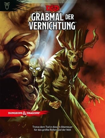 Dungeons & Dragons: Grabmal der Vernichtung 2 überarb. Auflage