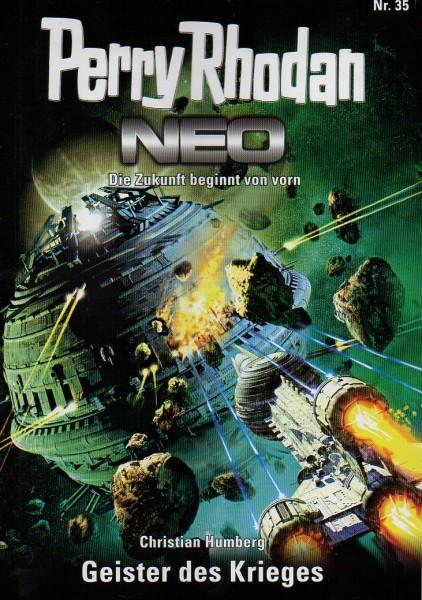 Perry Rhodan - NEO #35: Geister des Krieges f