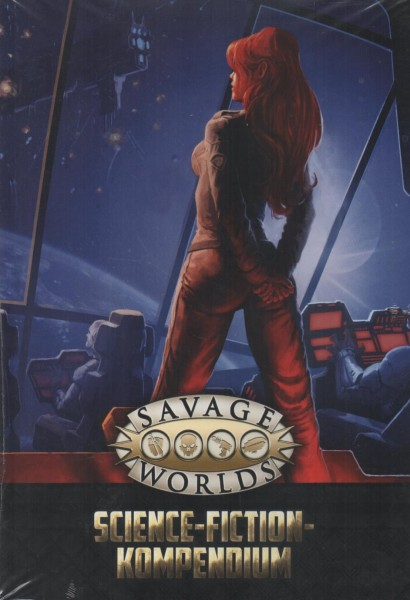 Savage Worlds: Science-Fiction, Kompendium f