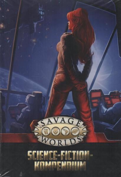 Savage Worlds: Science-Fiction, Kompendium f