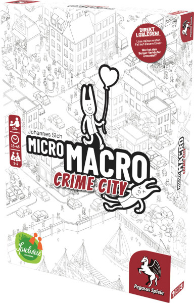 MicroMacro: Crime City (Edition Spielwiese)1