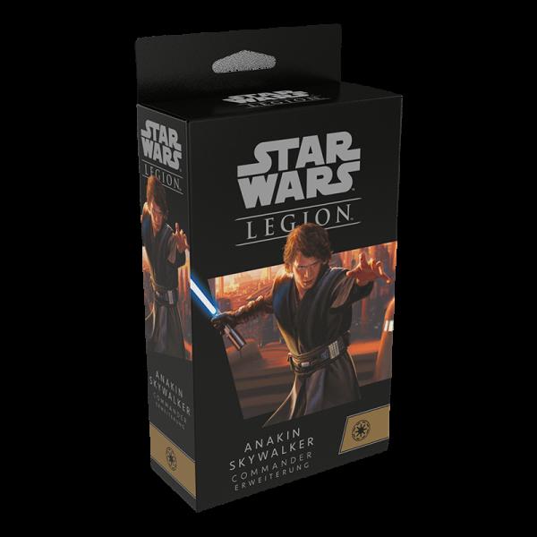 Star Wars: Legion - Anakin Skywalkern - Commander Erweiterung