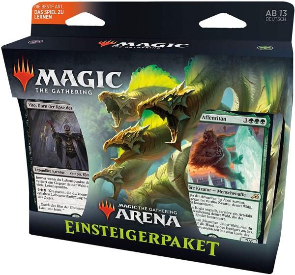 MTG - Magic the Gathering - Arena - Einsteigerpaket 1