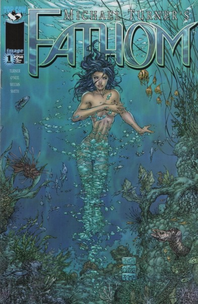 Fathom - Issue #1A Aug.