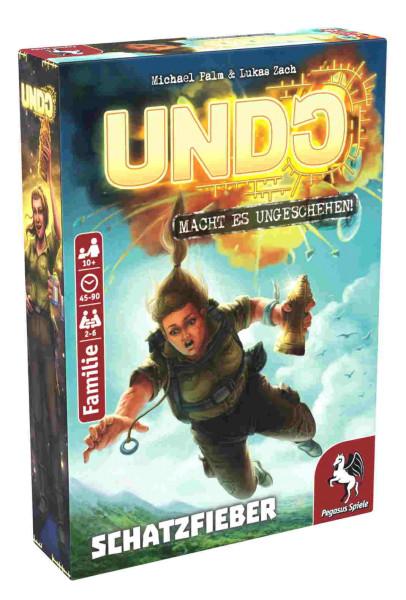 UNDO - Schatzfieber 1