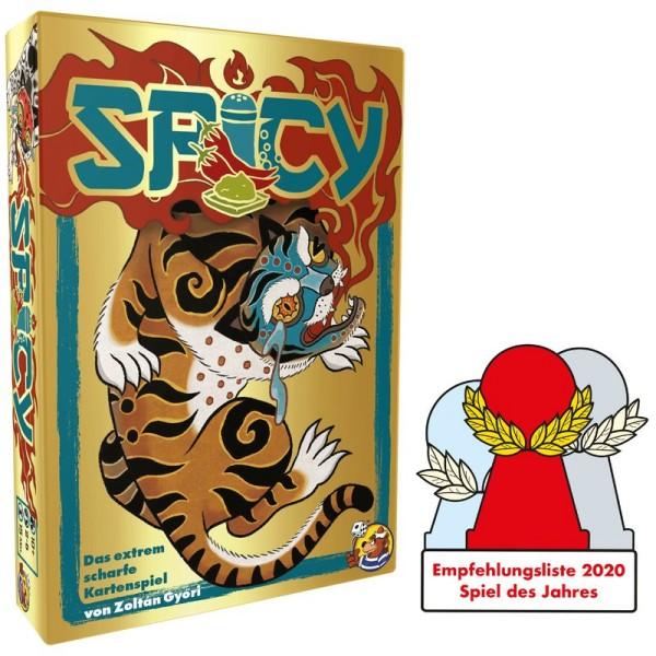 Spicy DE
