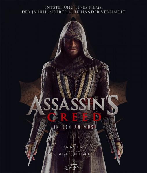Assassin's Creed – In den Animus – Entstehung eines Films 1