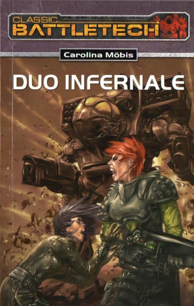 Classic BattleTech #Band 16: Duo Infernale