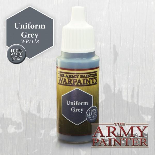 Army Painter Uniform Grey