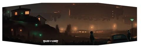 Tales from the Loop: Spielleiterschirm