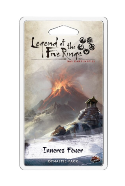 Legend of the 5 Rings: Inneres Feuer - Dynastie Pack