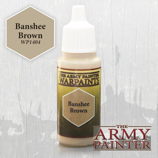 Army Painter Banshee Brown