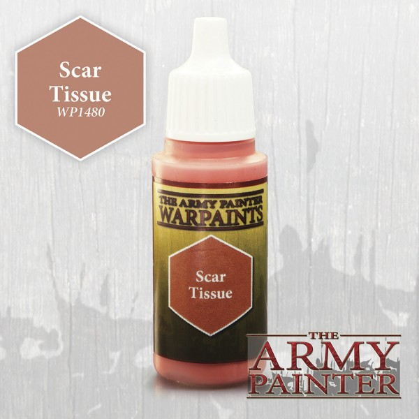 Army Painter Scar Tissue