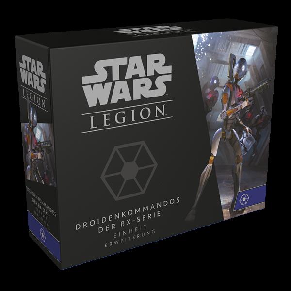 Star Wars: Legion - Droidenkommandos der BX-Serie - Erweiterung 1