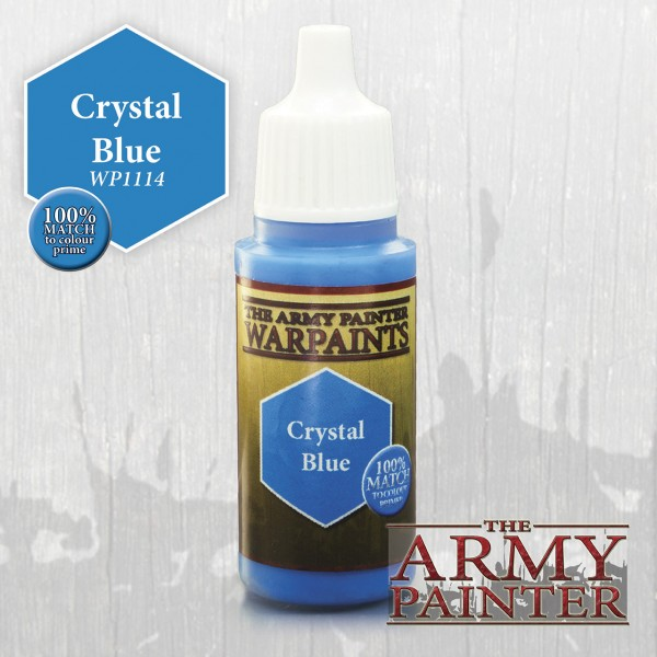 Army Painter Crystal Blue
