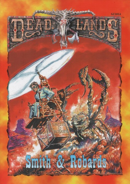 Death Lands Smith & Robards f