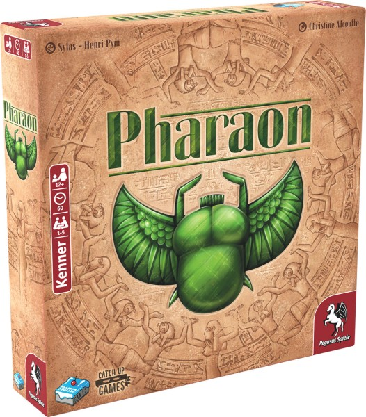Pharaon (Frosted Games) 1