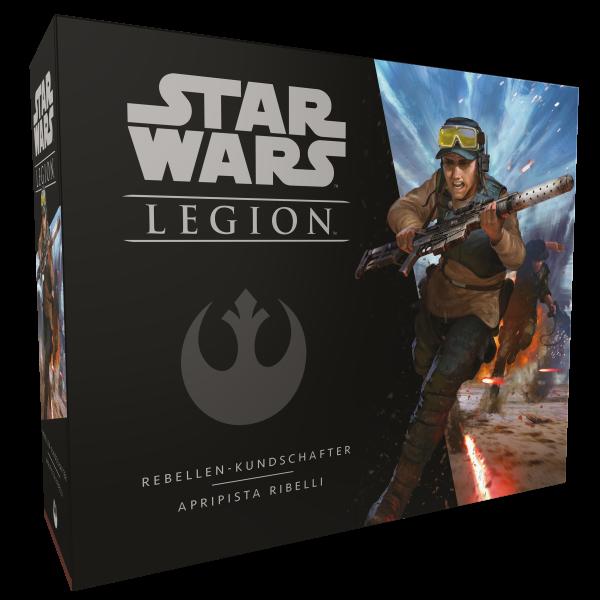 Star Wars: Legion - Rebellentruppen-Kundschafter - Erweiterung