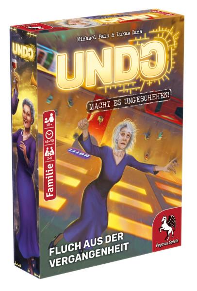 UNDO - Fluch aus der Vergangenheit 1