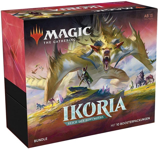 MTG - Ikoria Reich der Behemoths - Booster Display (10 Packs) - DE