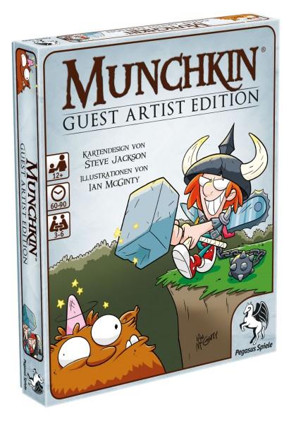 Munchkin – Guest Artist Edition