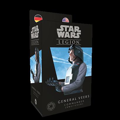 Star Wars: Legion - General Veers - Commander Erweiterung